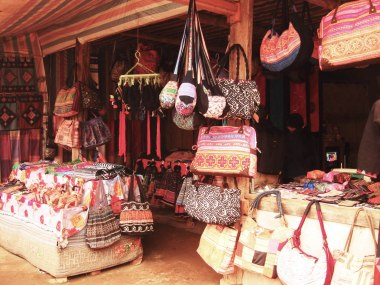 ONE OF THE LOCAL SHOPS WE SAW WHILE TREKKING