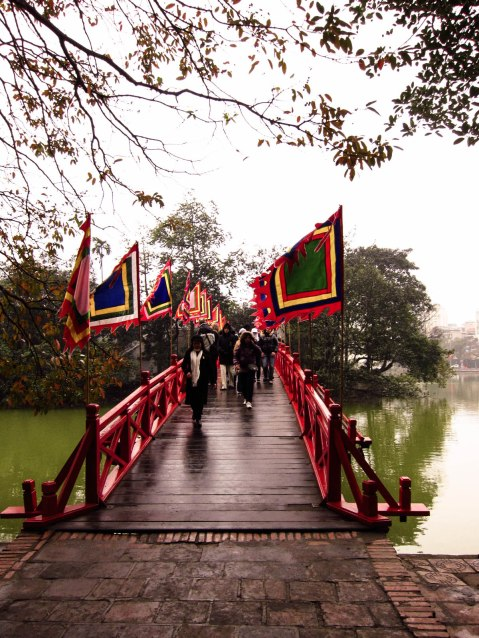 The Huc Bridge
