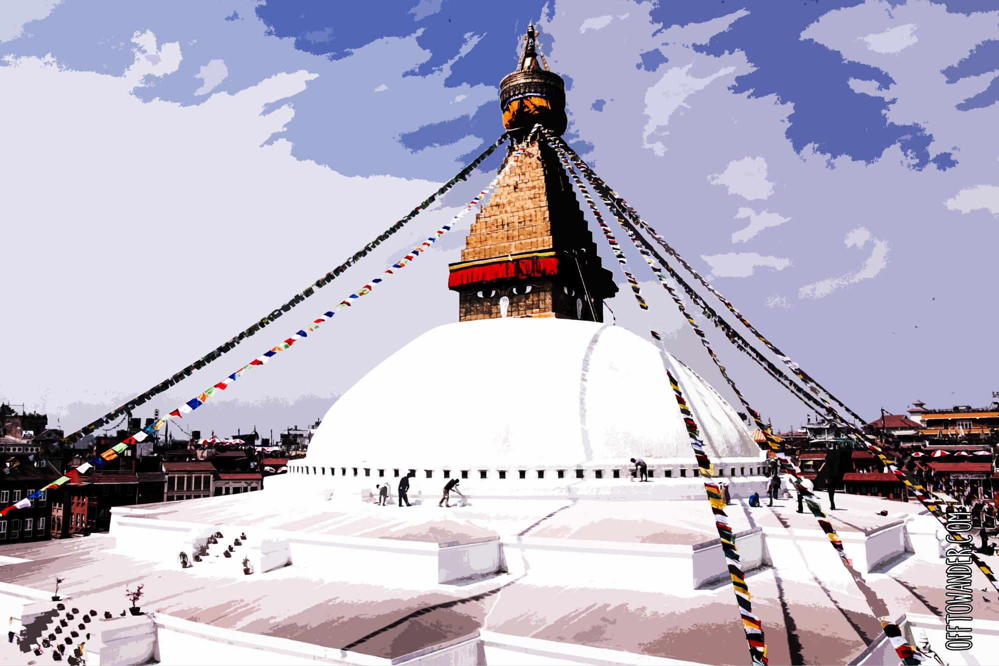 OFF TO NEPAL   OFFTOWANDER.COM